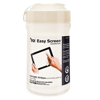 EASY SCREEN - Toallitas de limpieza desechables.