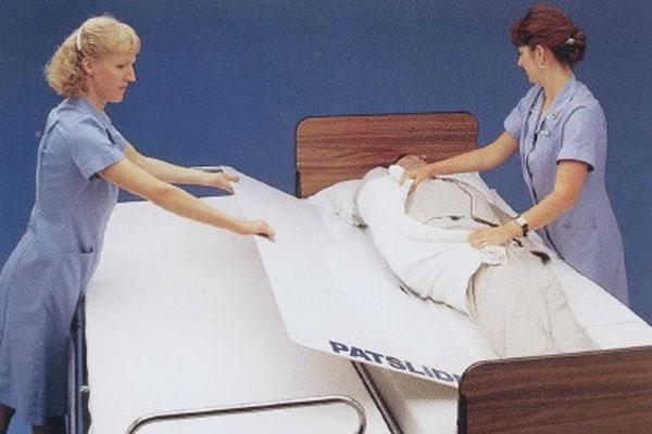 Patslide - tabla de transferencia de pacientes
