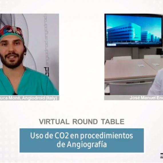 Uso de CO2 en Procedimientos de Angiografía
