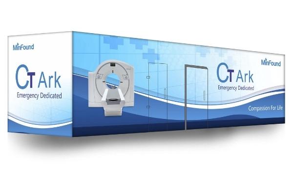 Equipo de Tomografía Computarizada Móvil CT ARK